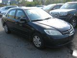 Photo of Black 2005 Honda Civic