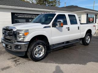 Used 2013 Ford F-350 XLT FX4 for sale in Kingston, ON