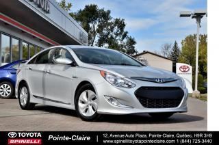 Used 2014 Hyundai Sonata Hybride HYBRID!!!! for sale in Pointe-Claire, QC