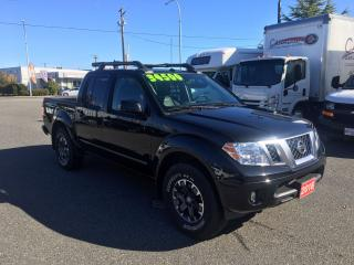 Used 2018 Nissan Frontier Pro-4X for sale in Langley, BC