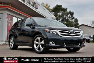 Used 2016 Toyota Venza Limited V6 AWD for sale in Pointe-Claire, QC