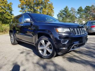 Used 2014 Jeep Grand Cherokee Overland Deisel for sale in Woodbridge, ON