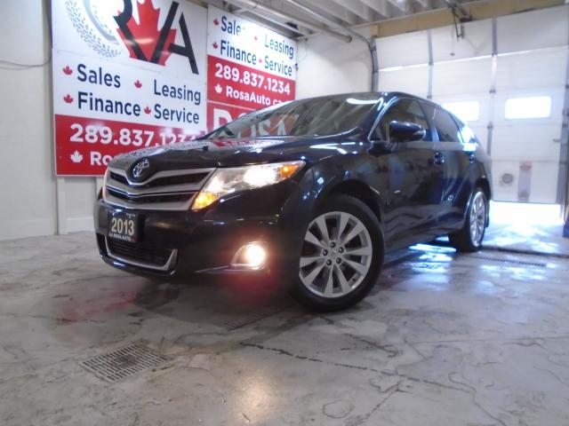 2013 Toyota Venza AWD NO ACCIDENT 4 NEW TIRES + BRAKES+NEW BATTERY