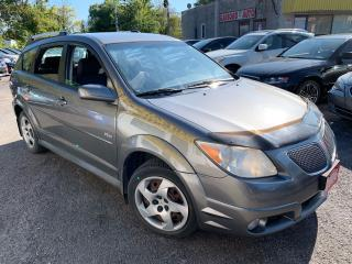 Used 2006 Pontiac Vibe AUTO/ PWR GROUP/ FOG LIGHTS/ CRUISE CTRL & MORE! for sale in Scarborough, ON