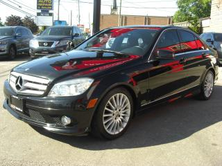 Used 2010 Mercedes-Benz C-Class C 250 4-Matic for sale in London, ON