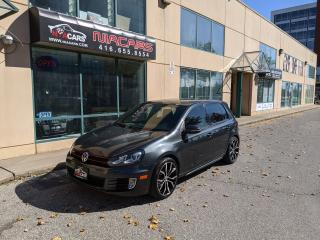 Used 2010 Volkswagen Golf GTI**LEATHER**SUNROOF** for sale in North York, ON