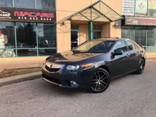 Used 2012 Acura TSX w/Premium Pkg**No Accident** for sale in North York, ON