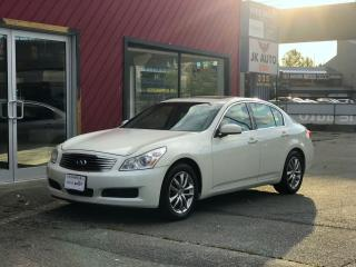 Used 2007 Infiniti G35 Luxury for sale in Coquitlam, BC