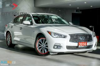 Used 2016 Infiniti Q50 2.0T for sale in Toronto, ON