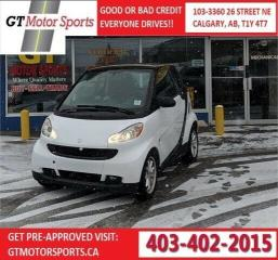 Used 2008 Smart fortwo Pure for sale in Calgary, AB