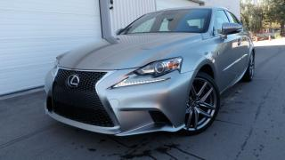 Used 2016 Lexus IS 300 F SP[ORT ALL WHEEL DRIVE for sale in Toronto, ON