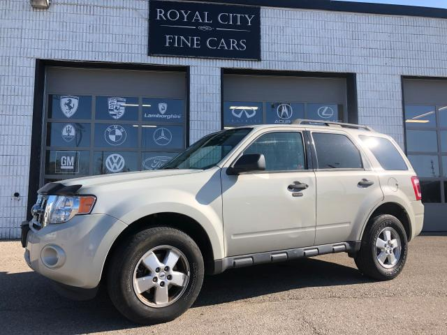 2009 Ford Escape XLT AS-IS