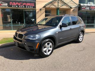 Used 2012 BMW X5 35i**1 Owner**No Accident** for sale in North York, ON