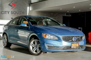 Used 2015 Volvo S60 T5 Premier for sale in Toronto, ON
