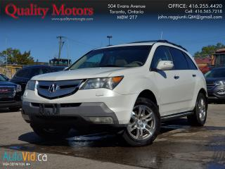 Used 2009 Acura MDX for sale in Etobicoke, ON