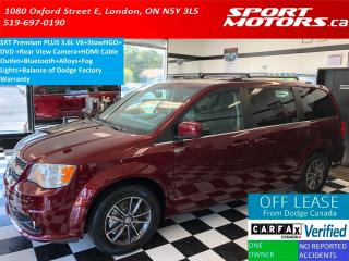 Used 2017 Dodge Grand Caravan SXT Premium Plus+DVD+Camera+Bluetooth+Bluetooth for sale in London, ON
