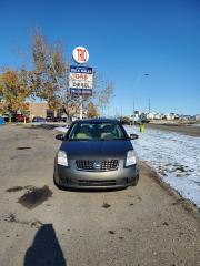 Used 2009 Nissan Sentra Xtronic CVT for sale in Calgary, AB