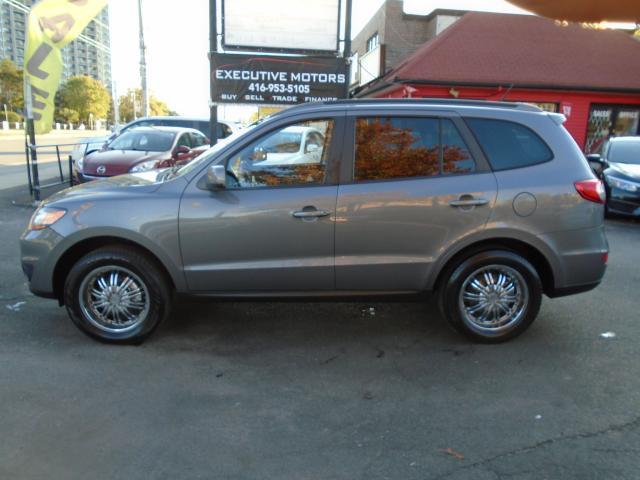 2010 Hyundai Santa Fe GL W/SPORT/ ONE OWNER / ALLOYS / LOADED /CERTIFIED
