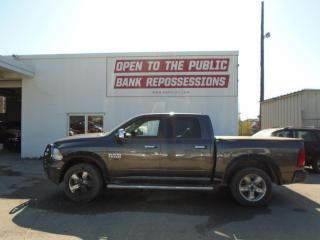 Used 2015 RAM 1500 Big Horn for sale in Toronto, ON