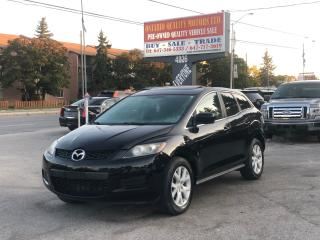 Used 2008 Mazda CX-7 GT,LEATHER,SUNROOF!!! for sale in Toronto, ON