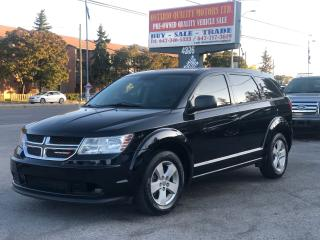 Used 2015 Dodge Journey Canada Value Pkg for sale in Toronto, ON