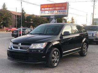 Used 2016 Dodge Journey Canada Value Pkg for sale in Toronto, ON