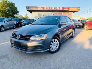 Used 2015 Volkswagen Jetta Trendline+|REARVIEW|HEATEDSEATS|CERTIFIED & MORE! for sale in Mississauga, ON