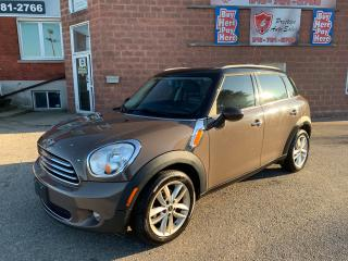 Used 2011 MINI Cooper Countryman 1.6l/NO ACCIDENT/2 SETS OF TIRES/SAFETY INCLUDED for sale in Cambridge, ON
