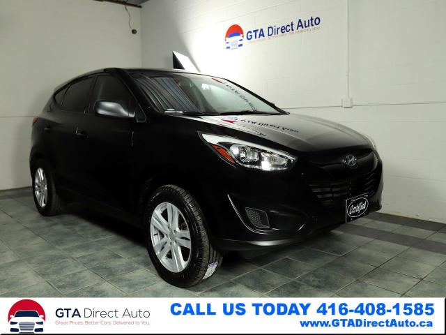 2014 Hyundai Tucson GL BluetoothHeated Alloys Hill Descent Certified