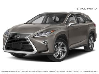 Used 2019 Lexus RX 350 L DEMO UNIT - Executive Package for sale in Edmonton, AB