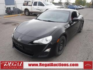 Used 2014 Scion FR-S BASE 2D COUPE 6SP RWD 2.0L for sale in Calgary, AB