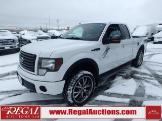 Used 2012 Ford F-150 FX4 SUPERCAB SWB 4WD 5.0L for sale in Calgary, AB