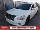 Photo of White 2012 Nissan Maxima