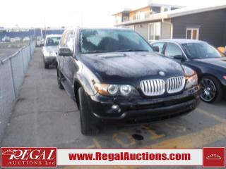 Used 2004 BMW X5 4D Utility 4.4I AWD for sale in Calgary, AB