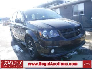 Used 2015 Dodge Grand Caravan R/T 4D Wagon for sale in Calgary, AB
