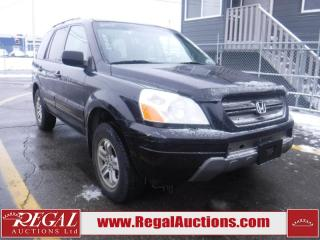 Used 2005 Honda Pilot 4D Utility 4WD for sale in Calgary, AB