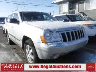 Used 2009 Jeep Grand Cherokee 4D Utility 4WD for sale in Calgary, AB