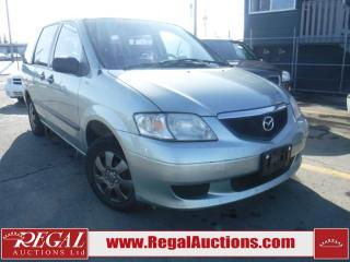 Used 2002 Mazda MPV  4D WAGON FWD for sale in Calgary, AB