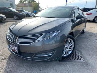 Used 2015 Lincoln MKZ for sale in London, ON