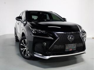 Used 2015 Lexus NX 200t F-SPORT 3   HEADS UP   NAVI   BLINDSPOT for sale in Vaughan, ON