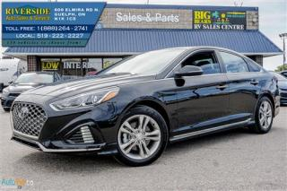 Used 2019 Hyundai Sonata SPORT for sale in Guelph, ON