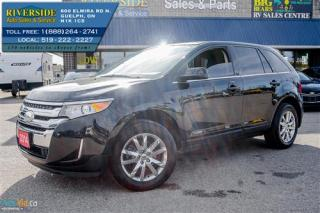 Used 2014 Ford Edge Limited for sale in Guelph, ON