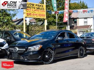 Used 2016 Mercedes-Benz CLA-Class AWD*Panoramic*Navi*AMG*BlackPack*FullOpti* for sale in Toronto, ON