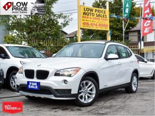 Used 2015 BMW X1 AWD*PanoramicRoof*HtdSeats*Bluetooth*ExtraClean* for sale in Toronto, ON