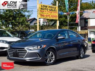 Used 2018 Hyundai Elantra GL*AllPowerOpti*BlindSpot*Camera*HtdSeats*FullOpti for sale in Toronto, ON