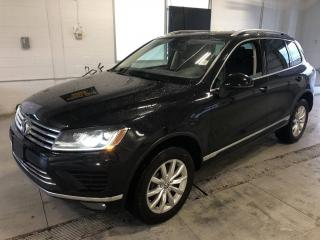 Used 2016 Volkswagen Touareg Sportline|NAVIGATION|MOON ROOF|LEATHER|90,661 KM for sale in Cambridge, ON