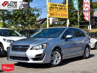 Used 2016 Subaru Impreza TouringPkg*AWD*AllPower*Camera*HtdSeats*Warranty* for sale in Toronto, ON