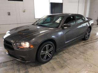 Used 2014 Dodge Charger SXT|SUNROOF|AWD|125,467 KMS for sale in Cambridge, ON