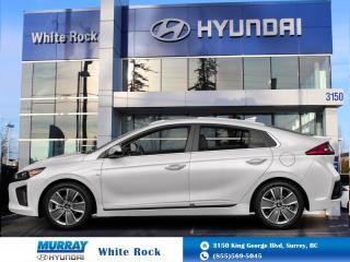 Used 2019 Hyundai IONIQ Luxury Hatchback - Low Mileage for sale in Surrey, BC