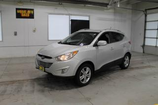 Used 2013 Hyundai Tucson GLS|HEATED SEATS|BLUETOOTH|55,283 KMs for sale in Cambridge, ON